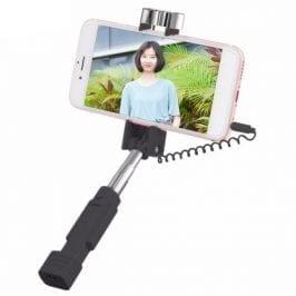 Hoco Selfie Stick Beauty K3 Black