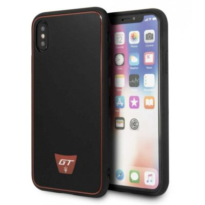 coque iphone x maserati