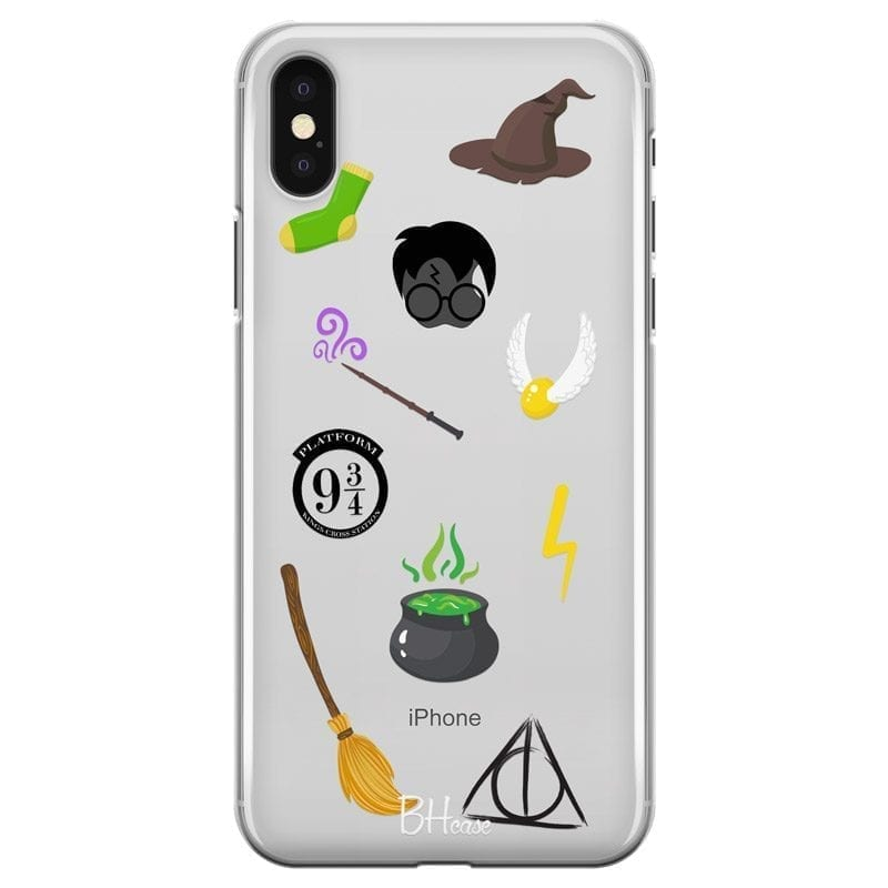 Harry Potter Coque iPhone X/XS