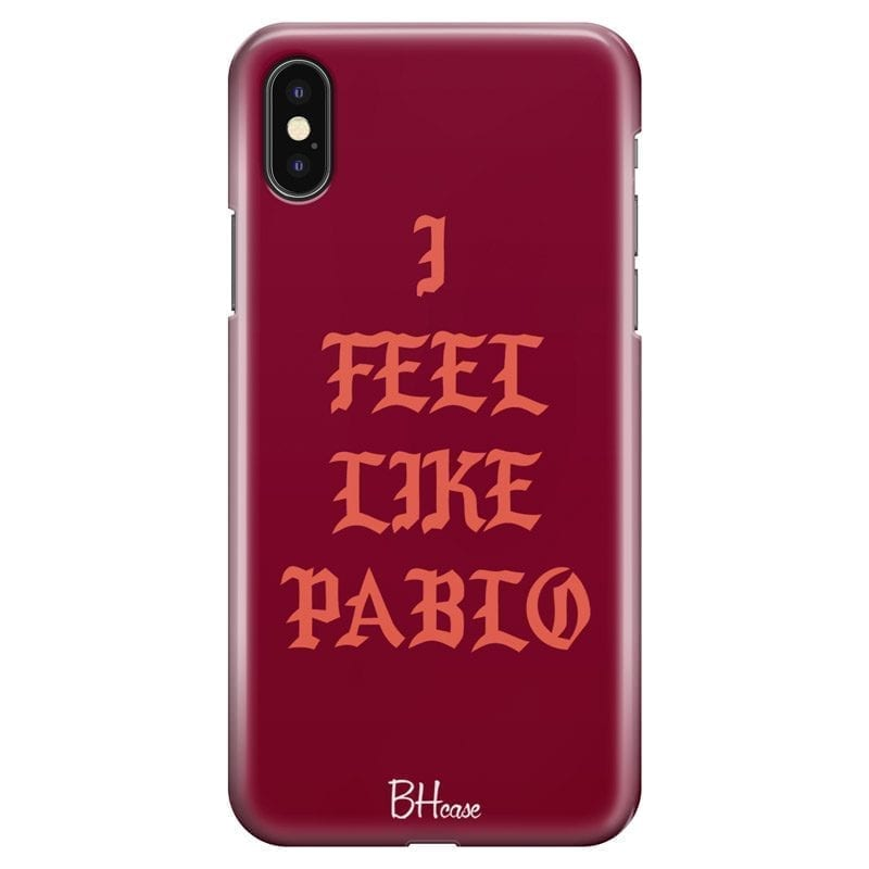 I Feel Like Pablo Coque iPhone X/XS