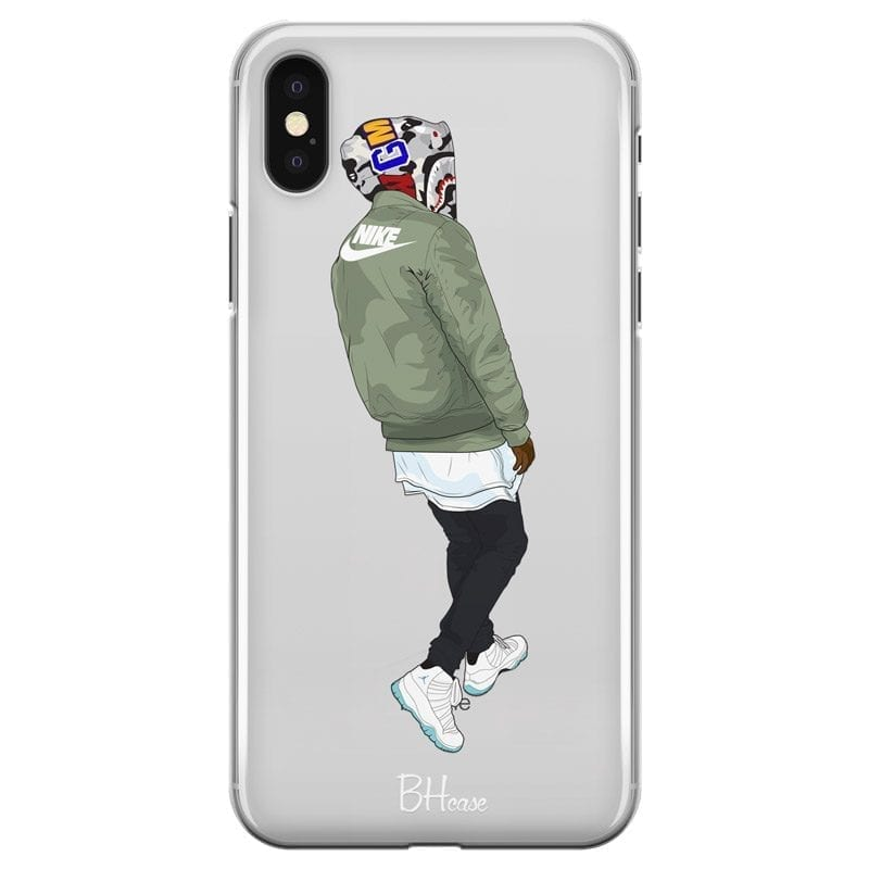 Nike Boy Coque iPhone X/XS