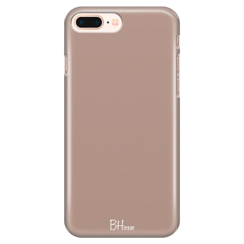 Nude Coque iPhone 7 Plus/8 Plus