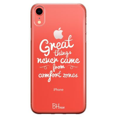 Great Things Coque iPhone XR