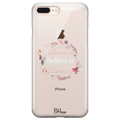 Achieve It Coque iPhone 7 Plus/8 Plus