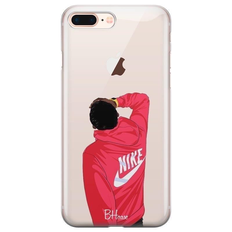 b957c7cf3ea7 Back Boy Nike Coque iPhone 7 Plus/8 Plus | BHcase