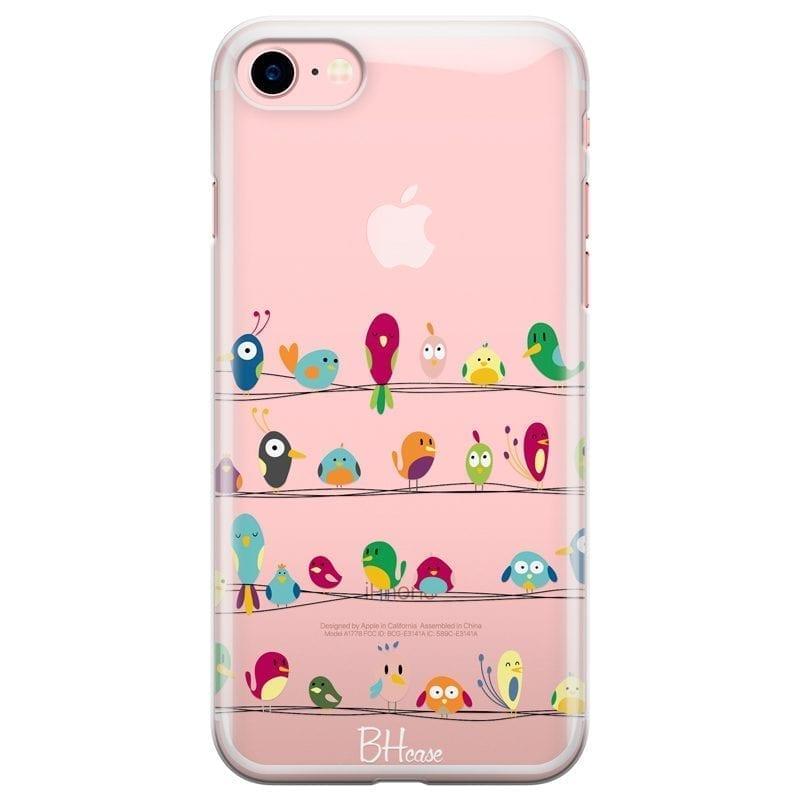 Birds Coque iPhone 8/7/SE 2 2020