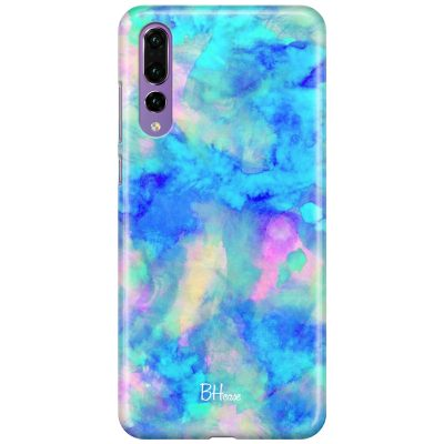 Blue Stone Coque Huawei P20 Pro
