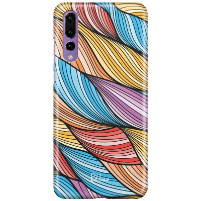 Color Waves Coque Huawei P20 Pro