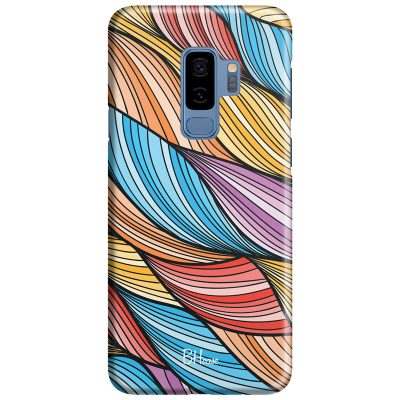Color Waves Coque Samsung S9 Plus