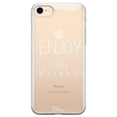 Enjoy Little Things Coque iPhone 7/8