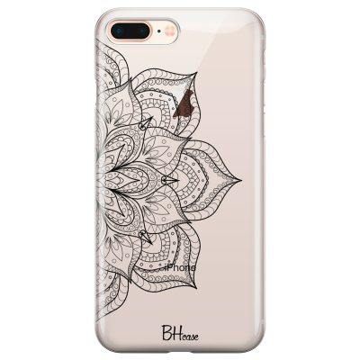 Flower Mandala Coque iPhone 7 Plus/8 Plus
