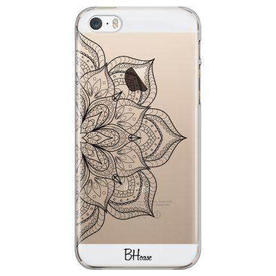 Flower Mandala Coque iPhone SE/5S