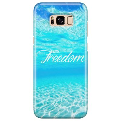 Freedom Coque Samsung S8 Plus