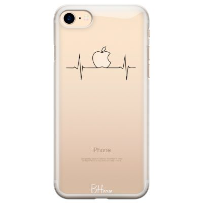 Heart Rate Apple Coque iPhone 7/8