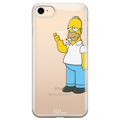 Homer Simpson Coque iPhone 7/8