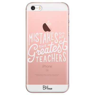 Mistakes Coque iPhone SE/5S