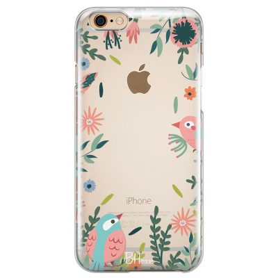 Nature Birds Coque iPhone 6/6S