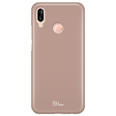 Nude Coque Huawei P20 Lite