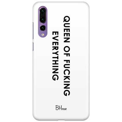 Queen Of Everything Coque Huawei P20 Pro
