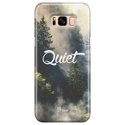 Quiet Coque Samsung S8