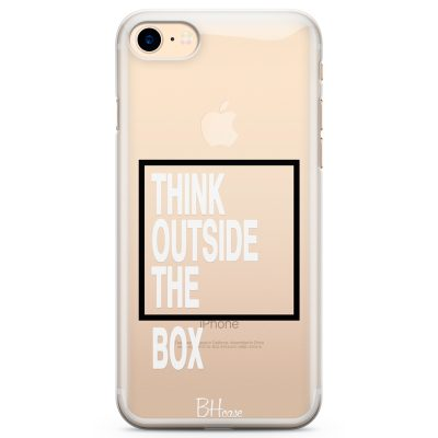 Think Outside The Box Coque iPhone 8/7/SE 2 2020