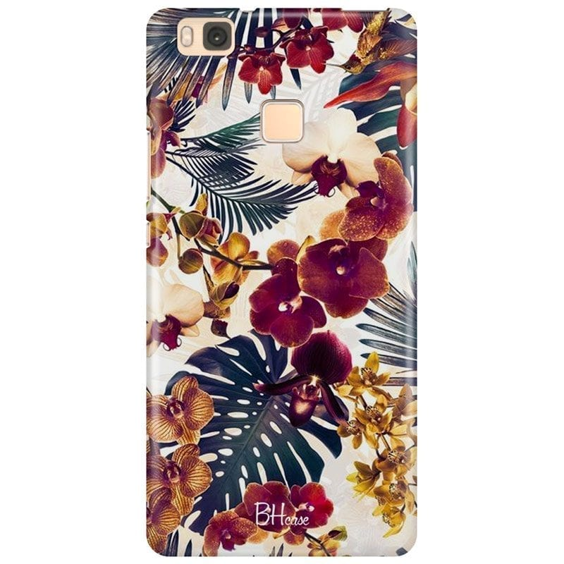 coque huawei p20 lite tropical