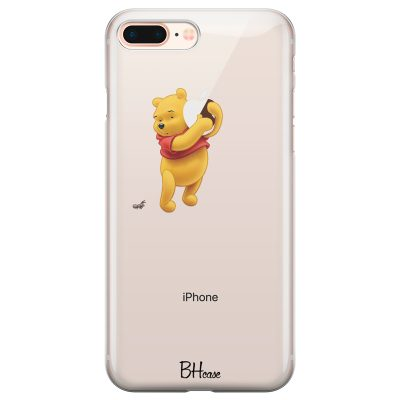 Winnie the Pooh Coque iPhone 7 Plus/8 Plus