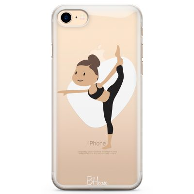 Yoga Girl Coque iPhone 7/8
