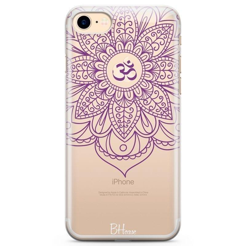 Yoga Namaste Coque iPhone 8/7/SE 2 2020