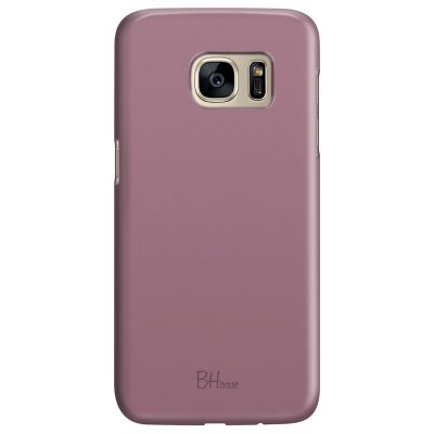 Candy Pink Color Coque Samsung S7