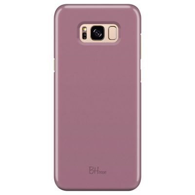 Candy Pink Color Coque Samsung S8
