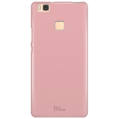 Charm Pink Color Coque Huawei P9 Lite