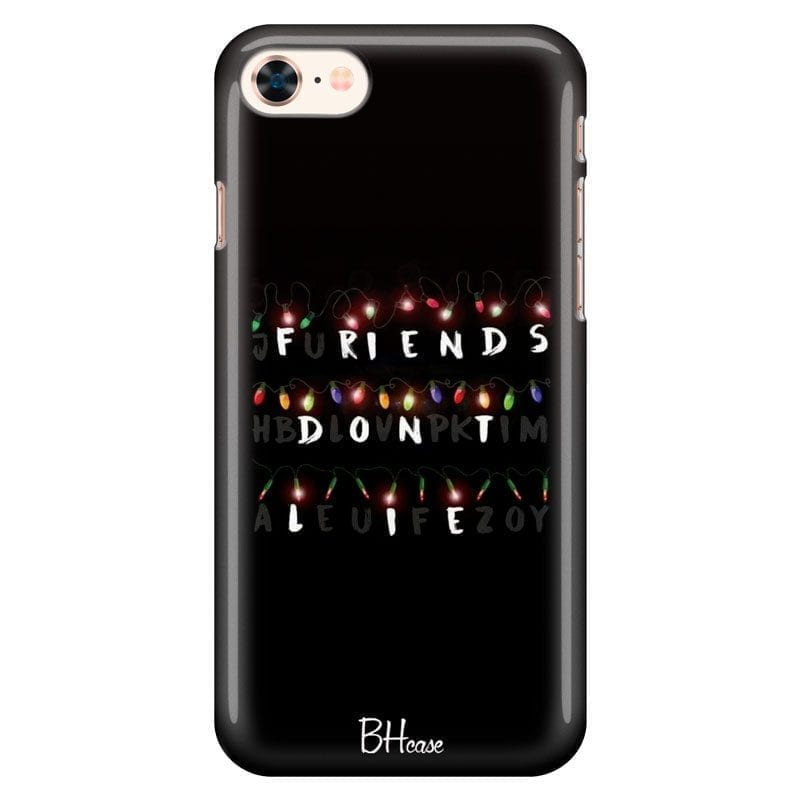coque iphone 6 stranger things