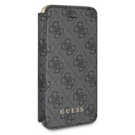 Guess Charms 4G Grey Book Coque iPhone 8/7/6/SE 2 2020