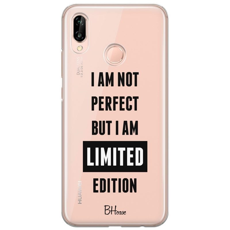 I Am Limited Edition Coque Huawei P20 Lite