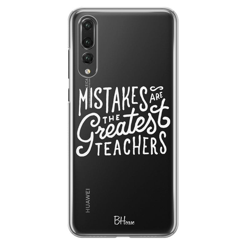 Mistakes Coque Huawei P20 Pro