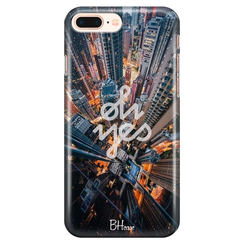 Oh Yes Coque iPhone 7 Plus/8 Plus