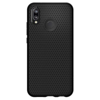 Spigen Liquid Air Black Coque Huawei P20 Lite