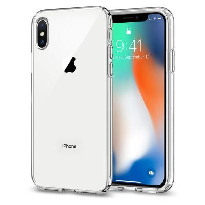 Spigen Liquid Crystal Clear Coque iPhone XS Max