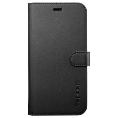 Spigen Wallet S Black Coque iPhone XS Max