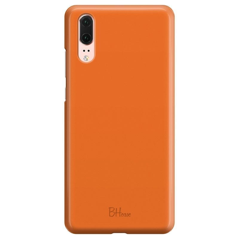 get cheap competitive price cheap for sale Tiger Orange Color Coque Huawei P20