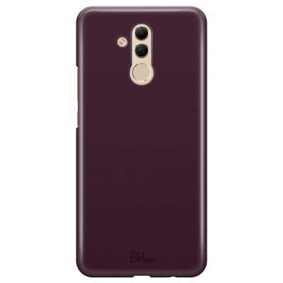 Blood Red Color Coque Huawei Mate 20 Lite