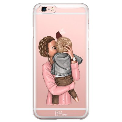 Mom With Baby Coque iPhone 6 Plus/6S Plus