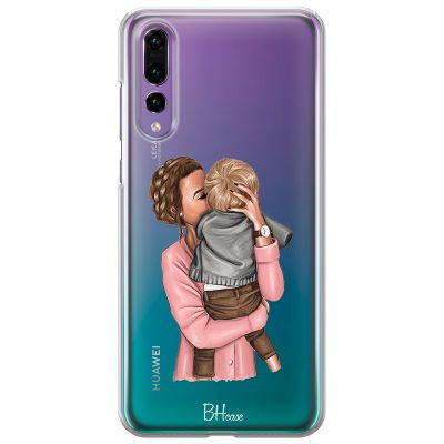 Mom With Baby Coque Huawei P20 Pro