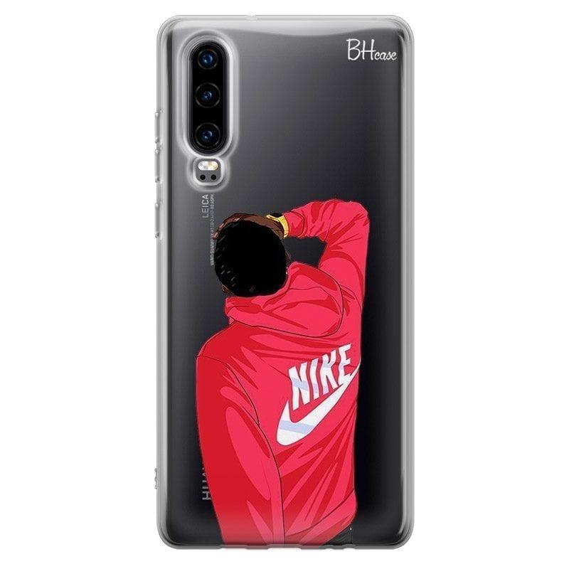 Back Boy Nike Coque Huawei P30