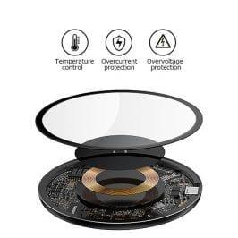 Baseus Simple Wireless Charger Transparent