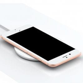 Baseus Simple Wireless Charger White