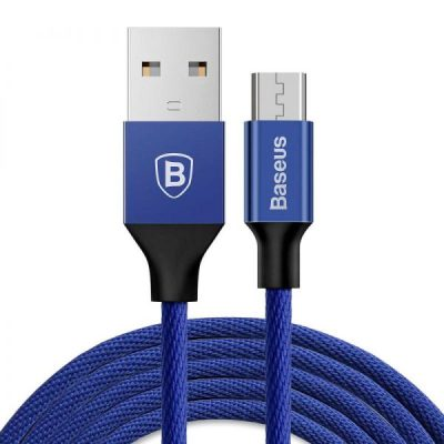 Baseus Yiven Micro USB 1.5 m Blue Cable