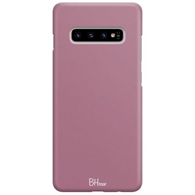 Candy Pink Color Case Samsung S10