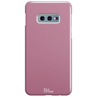 Candy Pink Color Coque Samsung S10e